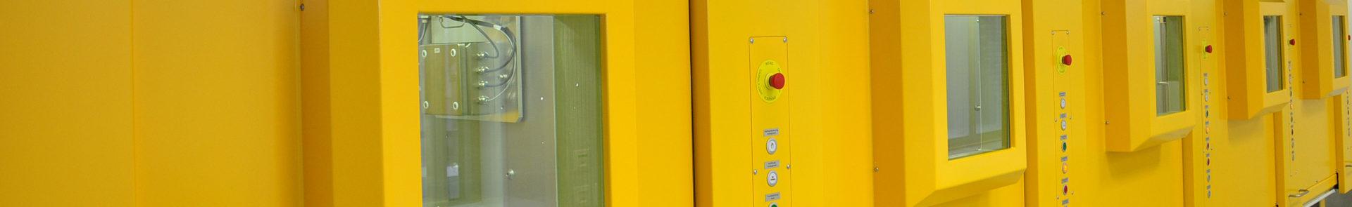 Radiation monitoring systems>