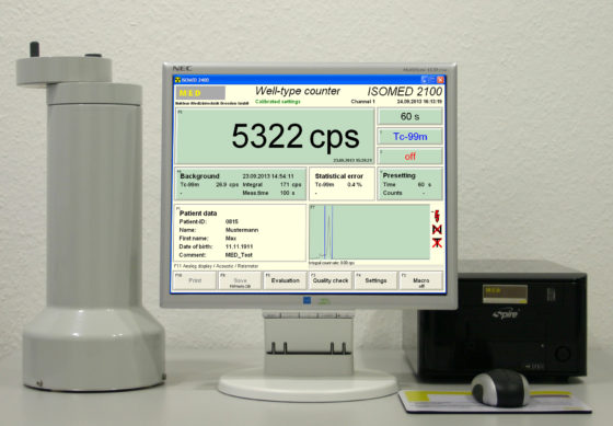 A PC-based well-counter