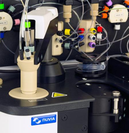 A versatile platform for processing of cyclotron-produced radiometals