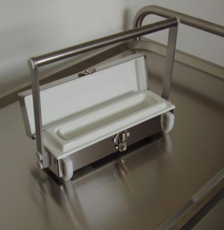 lead syringe shielding case SYRCASE