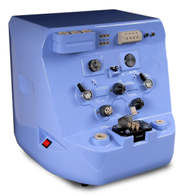 A versatile device designed for microfluidic radiochemistry