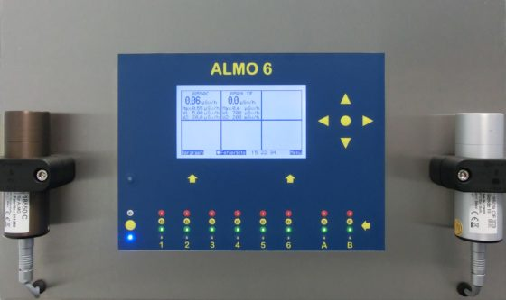 NuRMS ALMO radiation monitoring systems