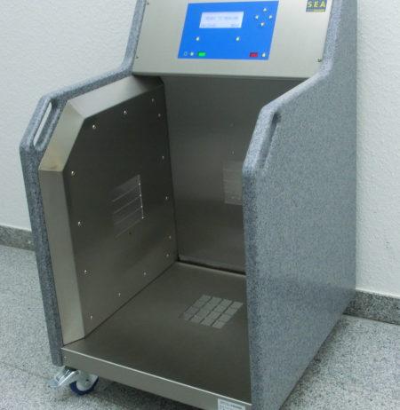 NuWM WCM waste control monitor