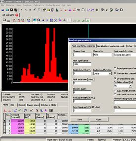 NuSOFT CLARA is an information system for chemical laboratories covering comprehensive sample information and results of techniques undertaken in the laboratories.