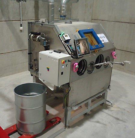 Radioactive-waste-management